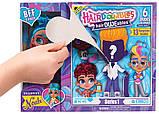 Hairdorables DUDEables BFF Pack Кукла Хэрдораблс набор мальчик и девочка, фото 3