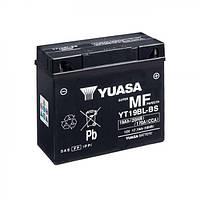 Аккумулятор YUASA YT19BL-BS 12V 19Ah (сухозаряженный)