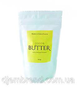Какао масло натуральное 80 гр.