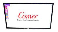"""LCD LED Телевизор Comer 32"""" Smart TV, WiFi, 1Gb Ram, 4Gb Rom, T2, USB/SD, HDMI, VGA, Android 4.4"""