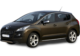 Защита двигателя и КПП для Peugeot (Пежо) 3008 I 2009-2016