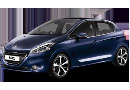 Защита двигателя и КПП для Peugeot (Пежо) 208 I 2012+