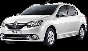 Коврик в багажник для Renault (Рено) Logan Sedan 2 2012-2016+