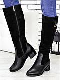 Сапоги кожаные Даяна 7167-28, фото 2