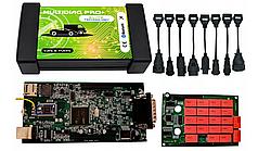 Диагностический сканер Multidiag PRO + ELITE 2020 + 8 переходников
