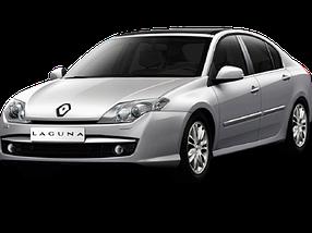 Коврик в багажник для Renault (Рено) Laguna 3 2007-2015