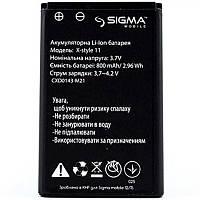 АКБ Original Quality Sigma X-Style 11 (70%-100%)