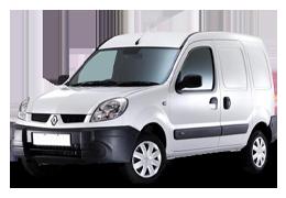 Коврик в багажник для Renault (Рено) Kangoo 1 1997-2008