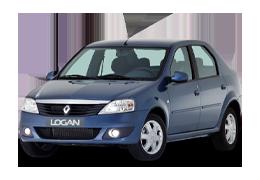 Коврик в багажник для Renault (Рено) Logan Sedan 1 2004-2012