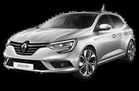 Коврик в багажник для Renault (Рено) Megane 4 2015+
