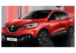 Коврик в багажник для Renault (Рено) Kadjar 2015+