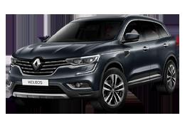 Коврик в багажник для Renault (Рено) Koleos 2 2016+
