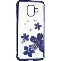 Beckberg Breathe seria (New) for Samsung A105 (A10) Flowers, фото 1