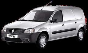 Коврик в багажник для Renault (Рено) Logan Van 2004-2013
