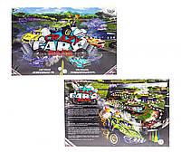 """Настільна гра """"Crazy Cars Race"""" DTG94R"""