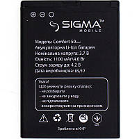 АКБ Original Quality Sigma 50 Tinol/Ligth (70%-100%)