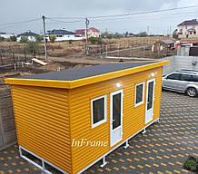 Дачный домик / Садовый дом