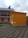 Дачний будиночок / Садовий будинок, фото 4