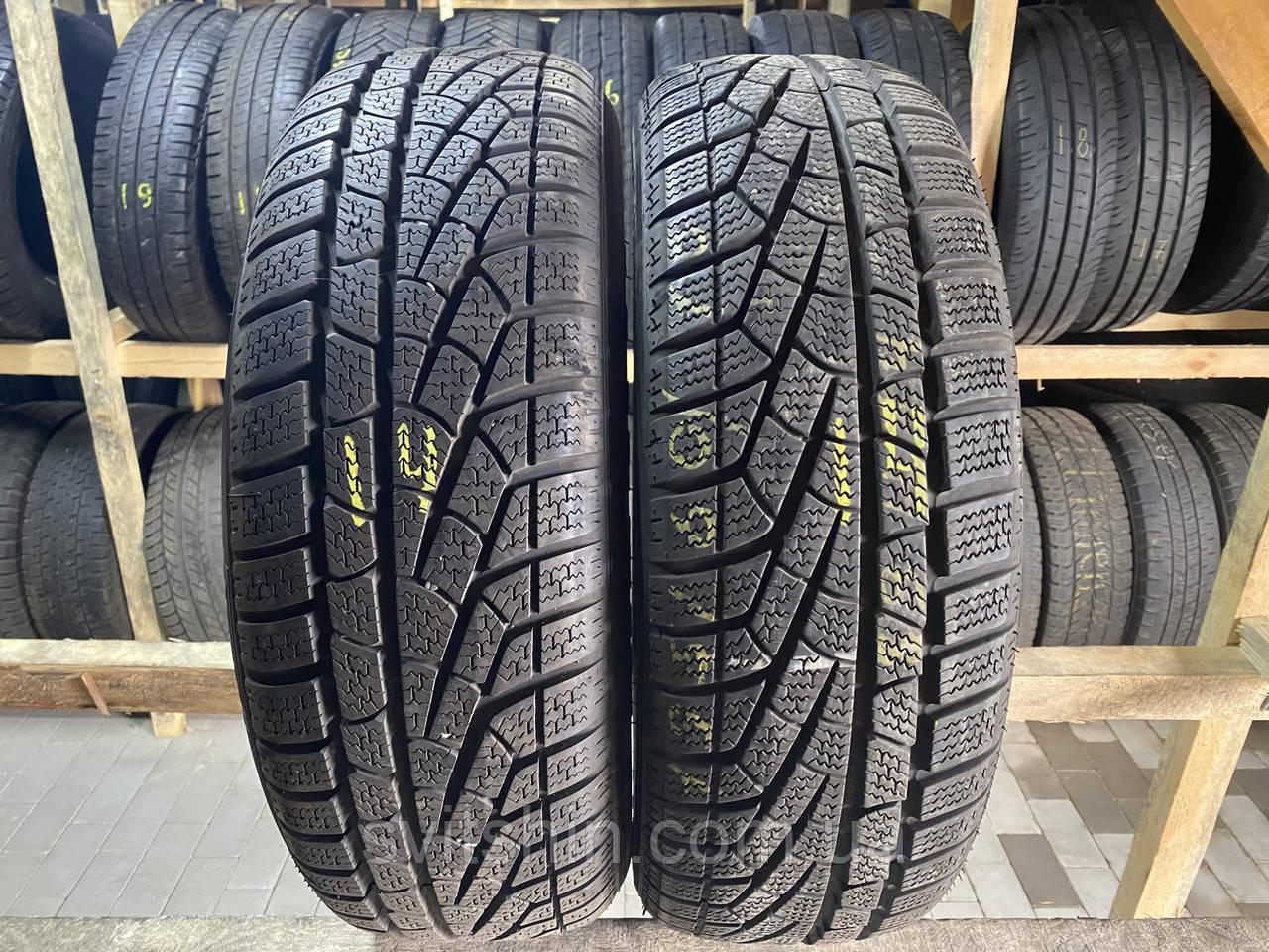 Шини бу зима 195/60R16 Pirelli Sottozero Winter 210 8,5мм 2шт