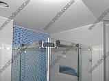 Душевые кабины из стекла с раздвижными дверьми, фото 2
