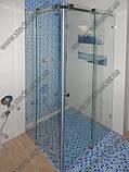 Душевые кабины из стекла с раздвижными дверьми, фото 3