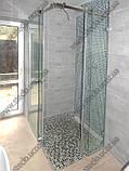 Душевые кабины из стекла с раздвижными дверьми, фото 5