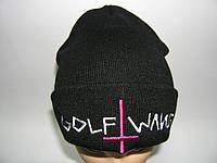 Двойная модная шапка