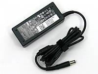 Зарядное устройство для ноутбука 7,4-5,0 pin 3,34A 19,5V Dell класс A+ (кабель питания в подарок)  нов