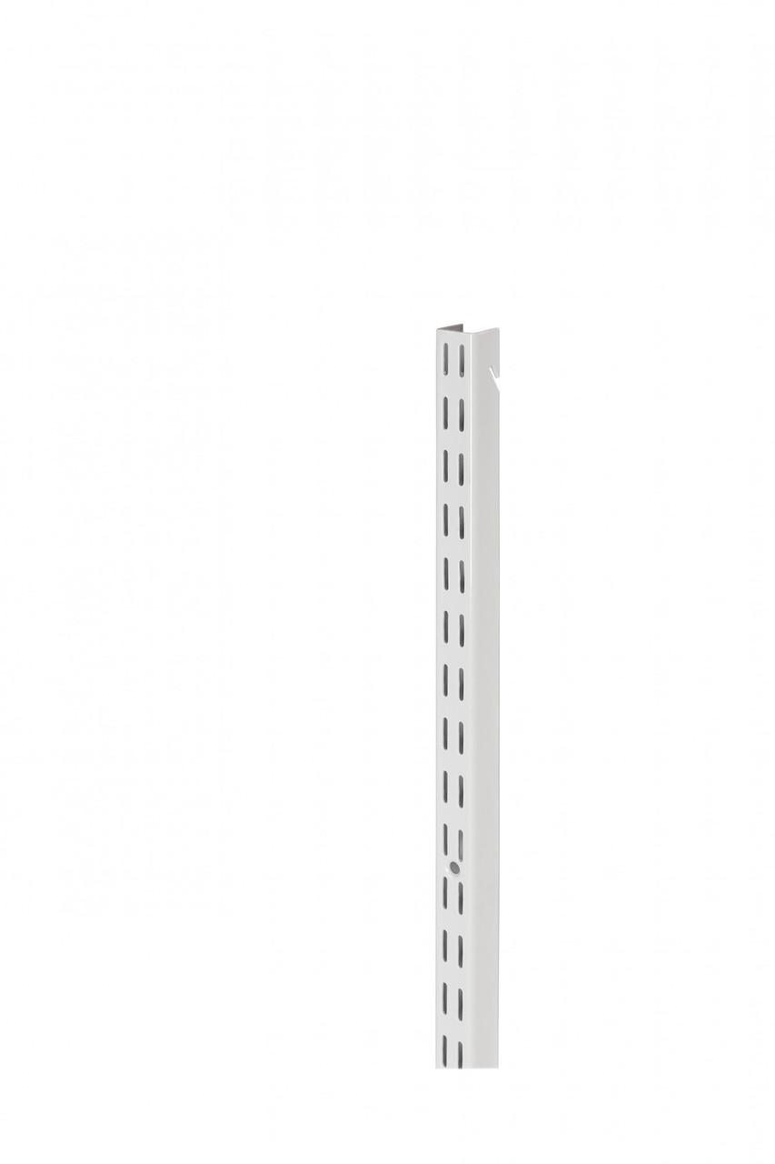 Стойка для гардеробной системы. Гардеробная система. Консоль. Белая 1494 мм Larvij L9115WH