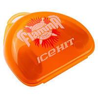 Капа Flamma IceHit Adult, односторонняя, с запахом