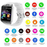 Умные часы Smart Watch DZ09 Белый, фото 1