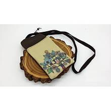 Женская сумка-кошелек Fantasy текстильная