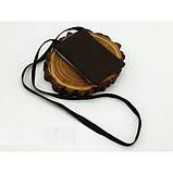 Женская сумка-кошелек Fantasy текстильная, фото 2