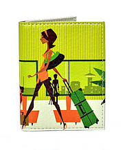 Обложка на ID паспорт Lady