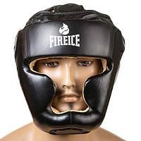 Шлем Fire&Ice - 475 Flex L, Чёрный