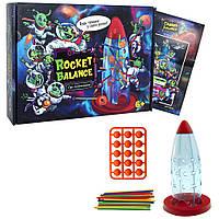 """Настільна гра """"Rocket Balance"""" укр 30407"""