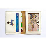 Обложка на ID паспорт Lovely. Бежевый, фото 2