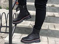 Кожаные женские ботинки Carlo Pachni 4583/21 размеры 36,37,38,39,40, фото 1