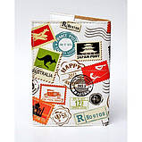 Обложка для паспорта Travel марки, фото 3