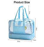 Пляжная сумка Weekeight Далматин. Зеленый, фото 3
