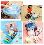 Пляжная сумка Weekeight Далматин. Зеленый, фото 4