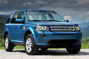 Land Rover Freelander II 2012-