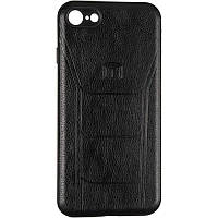 Leather Prime Case for Samsung A505 (A50) Black, фото 1