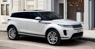 Land Rover Range Rove Evoque (L551) 2018-