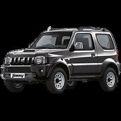 Коврик в багажник для Suzuki (Сузуки) Jimny 3 1998-2018
