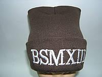 Двойная модная шапка, фото 1