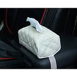 Салфетница-органайзер в автомобиль, фото 3