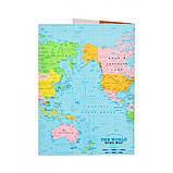 Обложка для паспорта The World, фото 3