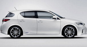 Lexus CT200h 2010-