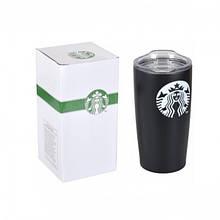 Термостакан Starbucks 500 мл с прозрачной крышкой